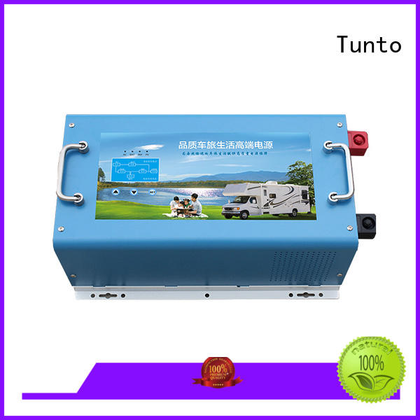 Tunto pure best solar inverters factory price for street lights