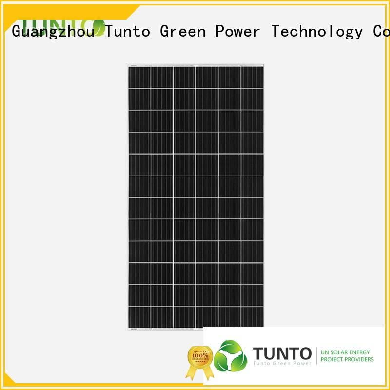 Tunto stable bright solar lights customized for street lights