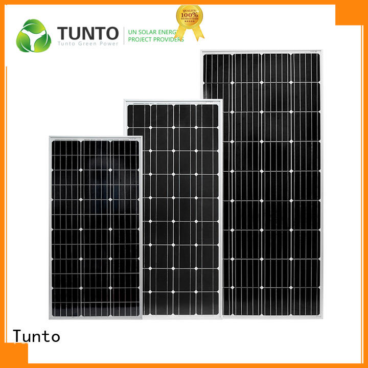 portable solar panels for sale for solar plant Tunto