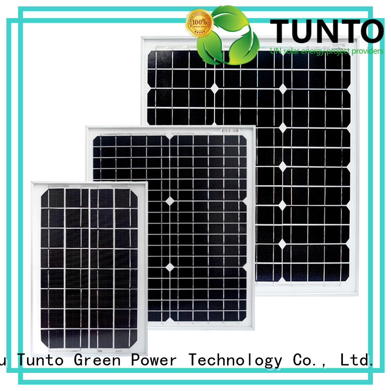 off grid solar panel kits 50w for farm Tunto