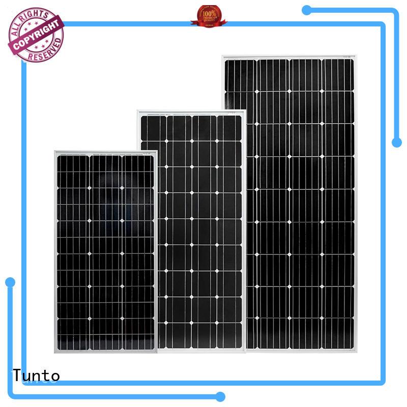 Tunto polycrystalline best off grid solar system 40w for farm