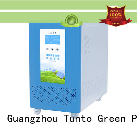 Tunto solar inverter system personalized for lamp