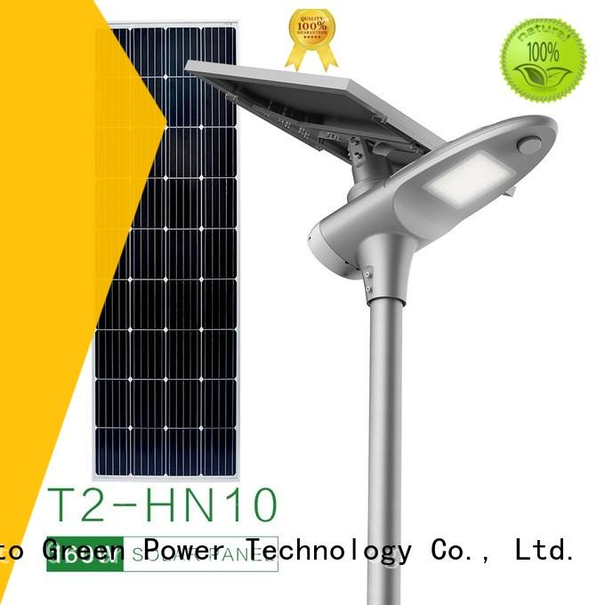 Tunto Brand led lot integrated solar led street light lighting