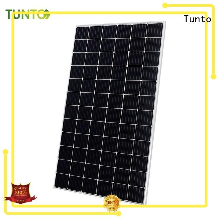 Tunto 200w polycrystalline solar panel supplier for household