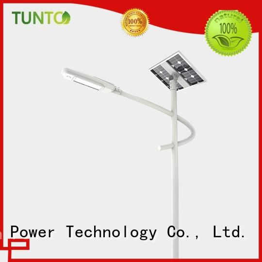 Tunto waterproof solar panel outdoor lights wholesale for outdoor