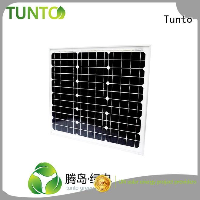 Tunto Brand panel solar module polycrystalline solar panel