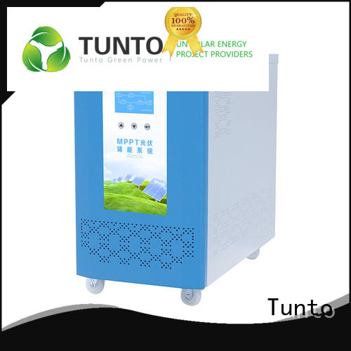 Tunto pure hybrid solar inverter supplier for car