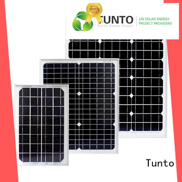 off grid solar panel system supplier for farm Tunto